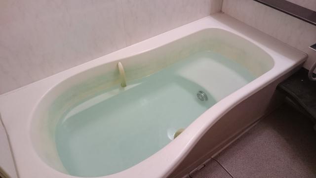 浴槽の水漏れ原因を探ろう
