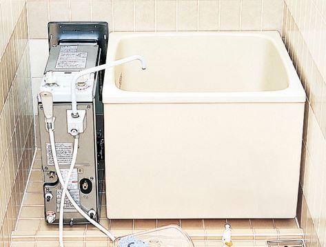 風呂・浴室で水漏れの原因と適切な修理方法:浴室内給湯器・風呂釜