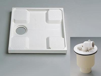 排水溝が臭う原因は?:見落としがちな洗濯機の排水溝
