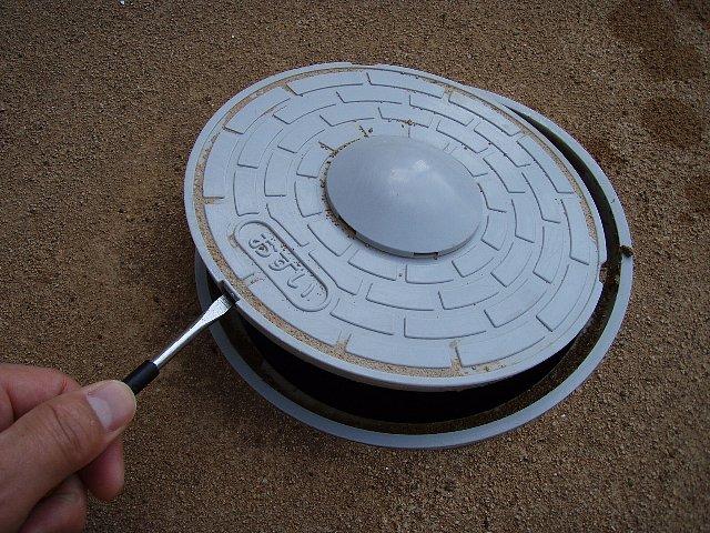 簡単な排水管の洗浄方法3つ:高圧洗浄が必要な場合その1