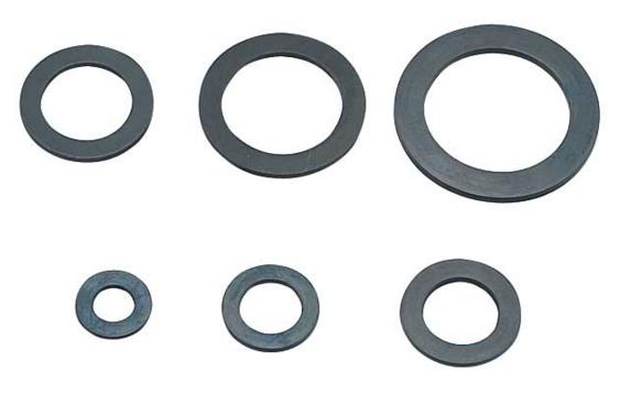 和式便器(トイレ)の水漏れ修理方法:ゴムパッキンの交換