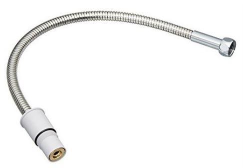 シャワー付き蛇口の水漏れ修理方法:ホースの取替え交換
