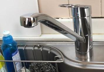 キッチン・台所・流し台で水漏れが起こる場所、箇所:蛇口や水栓