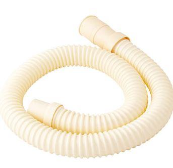 洗濯機の排水ホースの水漏れ修理方法その2:ホース交換