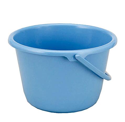 浴室の排水溝のつまりを解消:その1バケツと熱湯