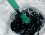 和式便器・トイレのつまり修理方法:ラバーカップの使い方
