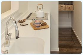 キッチン、流し台、シンクの水漏れ修理