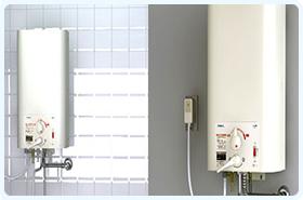 給湯器の水漏れ修理