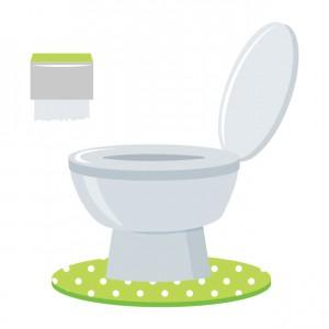 トイレからゴボゴボ音