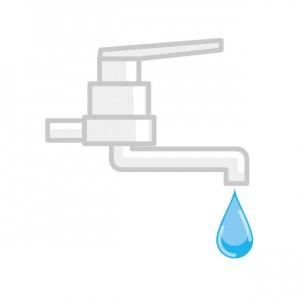 蛇口ポタポタ水漏れ