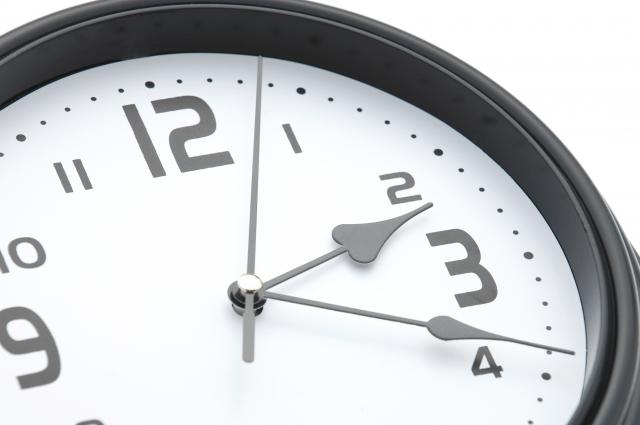 時計・時間